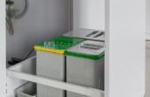 Aneks kuchenny: sortownik na odpady 1