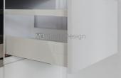 Aneks kuchenny: szuflady Tandembox Antaro białe 1
