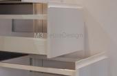 Aneks kuchenny: szuflady Tandembox Antaro białe 2