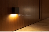 Apartament: oświetlenie Aquaform FLAT x2 LED WW