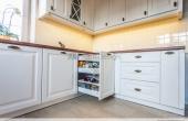 Kuchnia Angielska: szuflady Tandembox Antaro wewnętrzne
